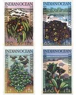 Ref. 94403 * MNH * - BRITISH INDIAN OCEAN TERRITORY. 1975. FLORA . FLORA - British Indian Ocean Territory (BIOT)