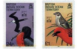 Ref. 72860 * MNH * - BRITISH INDIAN OCEAN TERRITORY. 1994. HONG KONG 94. INTERNATIONAL PHILATELIC EXHIBITION . HONG KONG - Brits Indische Oceaanterritorium