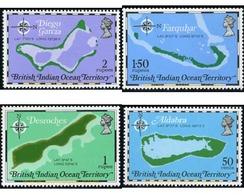 Ref. 105503 * MNH * - BRITISH INDIAN OCEAN TERRITORY. 1975. 10 ANIVERSARIO DEL TERRITORIO - British Indian Ocean Territory (BIOT)
