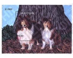 Ref. 94069 * MNH * - PALAU. 2002. PETS WONDERFUL WORLD . EL MARAVILLOSO MUNDO DE LAS MASCOTAS - Unclassified