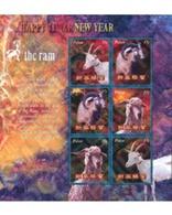 Ref. 349895 * MNH * - PALAU. 2003. NEW CHINESE YEAR OF THE SHEEP . NUEVO AÑO CHINO DE LA CABRA - Unclassified