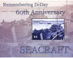 Ref. 154623 * MNH * - PALAU. 2004. 60th ANNIVERSARY OF NORMANDY LANDING . 60 ANIVERSARIO DEL DESEMBARCO DE NORMANDIA - Palau