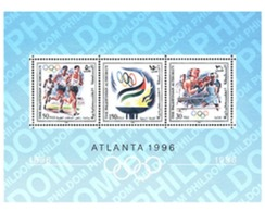 Ref. 74023 * MNH * - PALESTINE. 1996. GAMES OF THE XXVI OLYMPIAD. ATLANTA 1996. CENTENARY OF THE OLYMPIC GAMES . 26 JUEG - Summer 1896: Athens