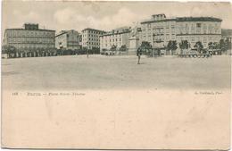 CORSE CPA  BASTIA - Place Saint-Nicolas - Ed/ L.Cardinali - Bastia