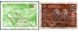 Ref. 26989 * MNH * - PANAMA. 1961. MINORS REHABILITATION . REHABILITACION DE MENORES - Panama