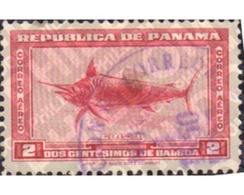 Ref. 569718 * USED * - PANAMA. 1942. DIFFERENT CONTENTS . MOTIVOS VARIOS - Panama