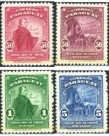 Ref. 197786 * MNH * - PARAGUAY. 1940. 100 ANIVERSARIO DE LA MUERTE DE JOSE FRANCIA - Paraguay