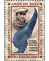 Ref. 27842 * MNH * - PERU. 1964. AVIATION PIONEERS . PIONERO DE LA AVIACION - Briefmarken