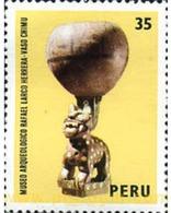 Ref. 188305 * MNH * - PERU. 1980. MUSEO ARQUEOLOGICO RAFAEL LARCO HERRERA - Perù
