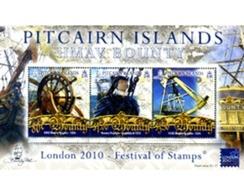 Ref. 250928 * MNH * - PITCAIRN ISLANDS. 2010. INTERNATINAL PHILATELIC EXHIBITION - LONDON 2010 . EXPOSICION FILATELICA I - Briefmarken