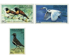 Ref. 35968 * MNH * - FRENCH POLYNESIA. 1982. BIRDS . AVES - Unused Stamps