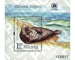 Ref. 35597 * MNH * - POLAND. 1998. PROTECCION DEL MAR BALTICO - Sonstige