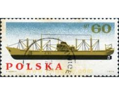 Ref. 280970 * USED * - POLAND. 1966. 20th ANNIVERSARY OF THE NATIONALISATION OF INDUSTRIES . 20 ANIVERSARIO DE LA NACION - Lettres & Documents