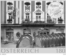 Austria 2019 - Konditorei Zauner Black Proof Mnh - Impresionismo