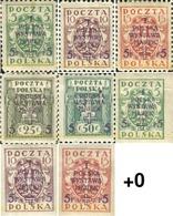Ref. 352691 * HINGED * - POLAND. 1919. 1 EXPOSICIÓN FILATELICA NACIONAL EN VARSOVIA - ....-1919 Provisional Government