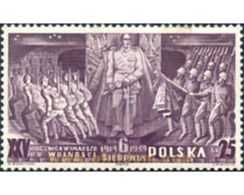 Ref. 165563 * MNH * - POLAND. 1939. 25 ANIVERSARIO DE LA LEGION POLINESA - Neufs
