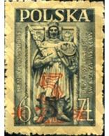 Ref. 165685 * MNH * - POLAND. 1947. SELLOS DE 1946 - Neufs