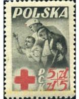 Ref. 165724 * MNH * - POLAND. 1947. EMITIDOS AL BENEFICIO DE LA CRUZ ROJA - Neufs
