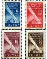 Ref. 165778 * MNH * - POLAND. 1948. EXPOSICION DE LAS REGIONES RECOBRADAS - Neufs