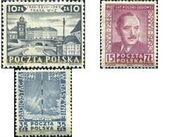 Ref. 165907 * MNH * - POLAND. 1949. 5th ANNIVERSARY OF LIBERATION . 5 ANIVERSARIO DE LA LIBERACION - Neufs