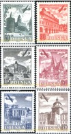 Ref. 166186 * MNH * - POLAND. 1954. TOURISTIC SET . SERIE TURISTICA - Neufs
