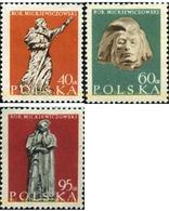 Ref. 166223 * MNH * - POLAND. 1955. CENTENARIO DE LA MUERTE DEL POETA MICKIEWICZ - Neufs