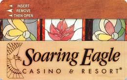 Soaring Eagle Casino - Mount Pleasant MI - Hotel Room Key Card - Hotel Keycards