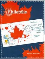 Dieppe 76. Le Raid Du 19 Août 1942, Retour Sur Un Désastre Militaire. Dieppe Philatélique.  FRAIS De Poste (4992) - Frankreich
