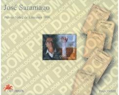 Ref. 106876 * MNH * - PORTUGAL. 1998. HOMENAJE A JOSE SARAMAGO, PREMIO NOBEL DE LITERATURA 1998 - Ohne Zuordnung