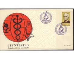 Ref. 440621 * MNH * - PORTUGAL. 1966. FAMOUS PEOPLE . PERSONAJES CELEBRES - Lettres & Documents