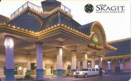 Skagit Casino - Bow WA - Hotel Room Key Card - Hotel Keycards