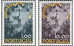 Ref. 125614 * MNH * - PORTUGAL. 1973. 6 CENTENARIO DEL ACTO HEROICO DE NUNO GONCALVES - 1910-... République