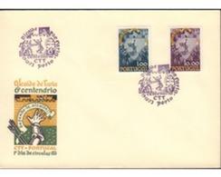 Ref. 440660 * MNH * - PORTUGAL. 1973. 6 CENTENARIO DEL ACTO HEROICO DE NUNO GONCALVES - Lettres & Documents