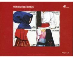 Ref. 200351 * MNH * - PORTUGAL. 2007. TRADITIONAL COSTUMES . TRAJES TRADICIONALES - 1910-... Republic