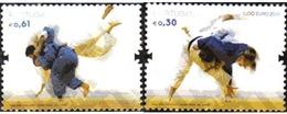 Ref. 214345 * MNH * - PORTUGAL. 2008. EUROPEAN JUDO CHAMPIONSHIP . CAMPEONATO EUROPEO DE JUDO - 1910-... République