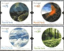 Ref. 214346 * MNH * - PORTUGAL. 2008. INTERNATIONAL YEAR OF PLANET EARTH . AÑO INTERNACIONAL DEL PLANETA TIERRA - 1910-... République