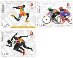 Ref. 214914 * MNH * - PORTUGAL. 2008. PEKING OLYMPIC GAMES . 29 JUEGOS OLIMPICOS VERANO PEKÍN 2008 - 1910-... République