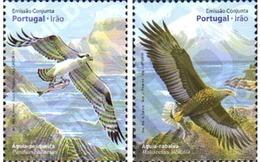 Ref. 234533 * MNH * - PORTUGAL. 2009. SEA EAGLE . AGUILA PESCADORA - Águilas & Aves De Presa