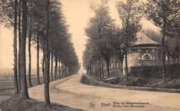 DIEST - Weg Op Scherpenheuvel - Route Vers Montaigu - Diest