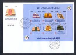 Libye/Libya 2019 - FDC - Foire Internationale De Tripoli - MNH** - Excellente Qualité - Libië
