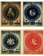 Ref. 355676 * HINGED * - ROMANIA. 1946. RUMANIAN-SOVIET FRIENDSHIP . AMISTAD RUMANO-SOVIETICA - Ungebraucht