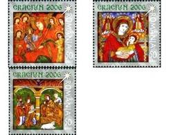 Ref. 196223 * MNH * - ROMANIA. 2006. CHRISTMAS . NAVIDAD - Nuevos