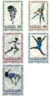 Ref. 70329 * MNH * - SAN MARINO. 1980. GAMES OF THE XXII OLYMPIAD. MOSCOW 1980 . 22 JUEGOS OLIMPICOS VERANO MOSCU 1980 - Basketball