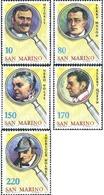 Ref. 141083 * MNH * - SAN MARINO. 1979. PERSONAJES POPULARES DE LA LITERATURA POLICIACA - Cultures