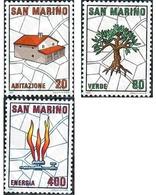 Ref. 141155 * MNH * - SAN MARINO. 1981. PLAN DE DESARROLLO URBANISTICO - Ungebraucht
