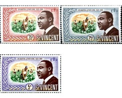 Ref. 246167 * MNH * - ST. VINCENT. 1968. DEATH OF MARTIN LUTHER KING . MUERETE DEL PASTOR MARTIN LUTHER KING - Martin Luther King
