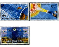 Ref. 60748 * MNH * - SENEGAL. 1973. SOLAR ECLIPSE . ECLIPSE SOLAR - Non Classificati
