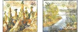 Ref. 216907 * MNH * - SERBIA. 2008. EUROPEAN PROTECTION OF NATURE . PROTECCION EUROPEA DE LA NATURALEZA - Environment & Climate Protection