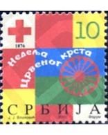Ref. 238474 * MNH * - SERBIA. 2007. RED CROSS . CRUZ ROJA - Serbia