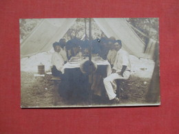 RPPC By Bartholomew- Lansdale Pa====  Camping  Tent  > Ref 3511 - To Identify